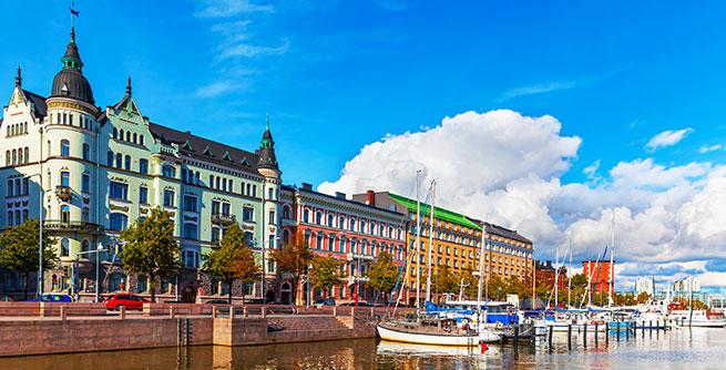negara paling bahagia di dunia finlandia