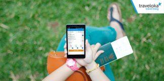 traveloka raja startup pesan tiket di indonesia
