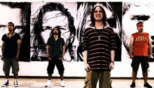 Cupumanik, salah satu band yang mengsusung Grunge dari Bandung, Indonesia