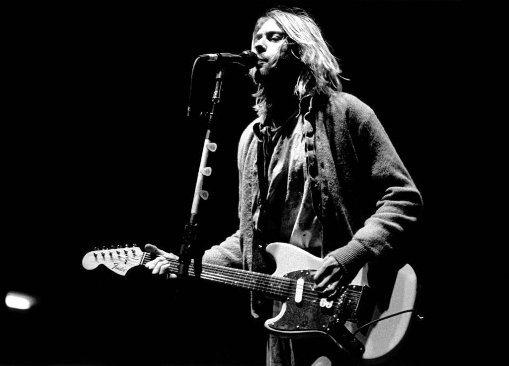 Kurt Cobain Remaja Asal Seattle Yang Mengguncang Dunia