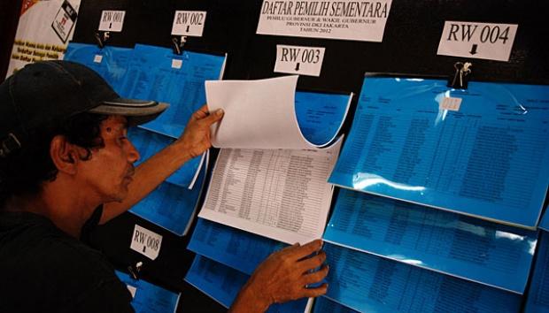data pemilih tetap dki 2017