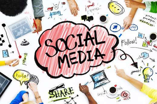 sosial media sebagai alat penunjang