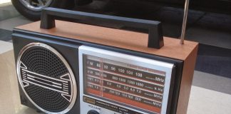 radio lawas
