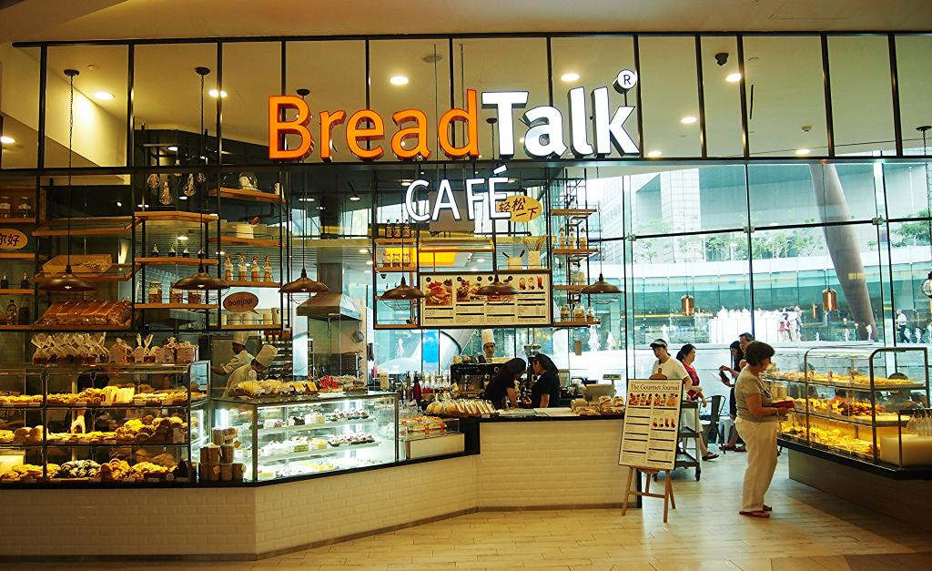 breadtalk cake shop