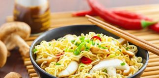Mie Instan Favorit