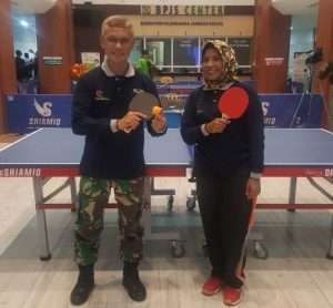 Kakesdam Jaya Kolonel Ckm dr. Hardono SPS dan Karumkit MRM
