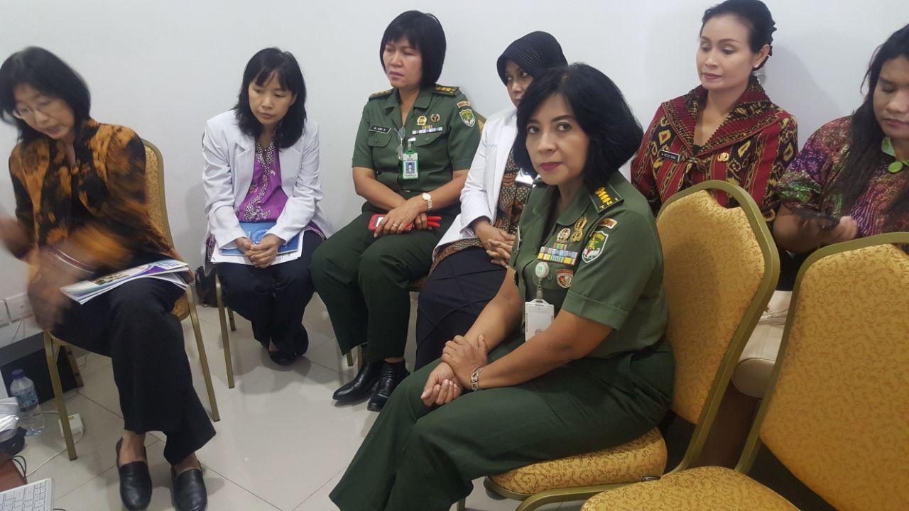 Pelaksanaan Uji Fungsi Alat Terapi Ozon di RS Moh Ridwan Meuraksa