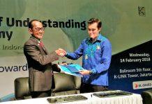 Kerjasama K-Link Indonesia dengan XL