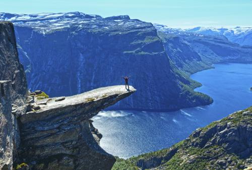 negara paling bahagia di dunia norwegia