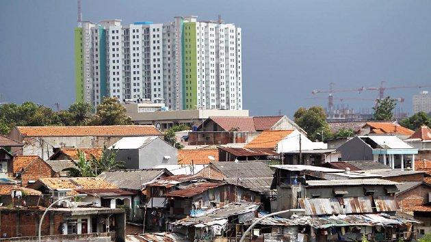 kesenjangan Jakarta