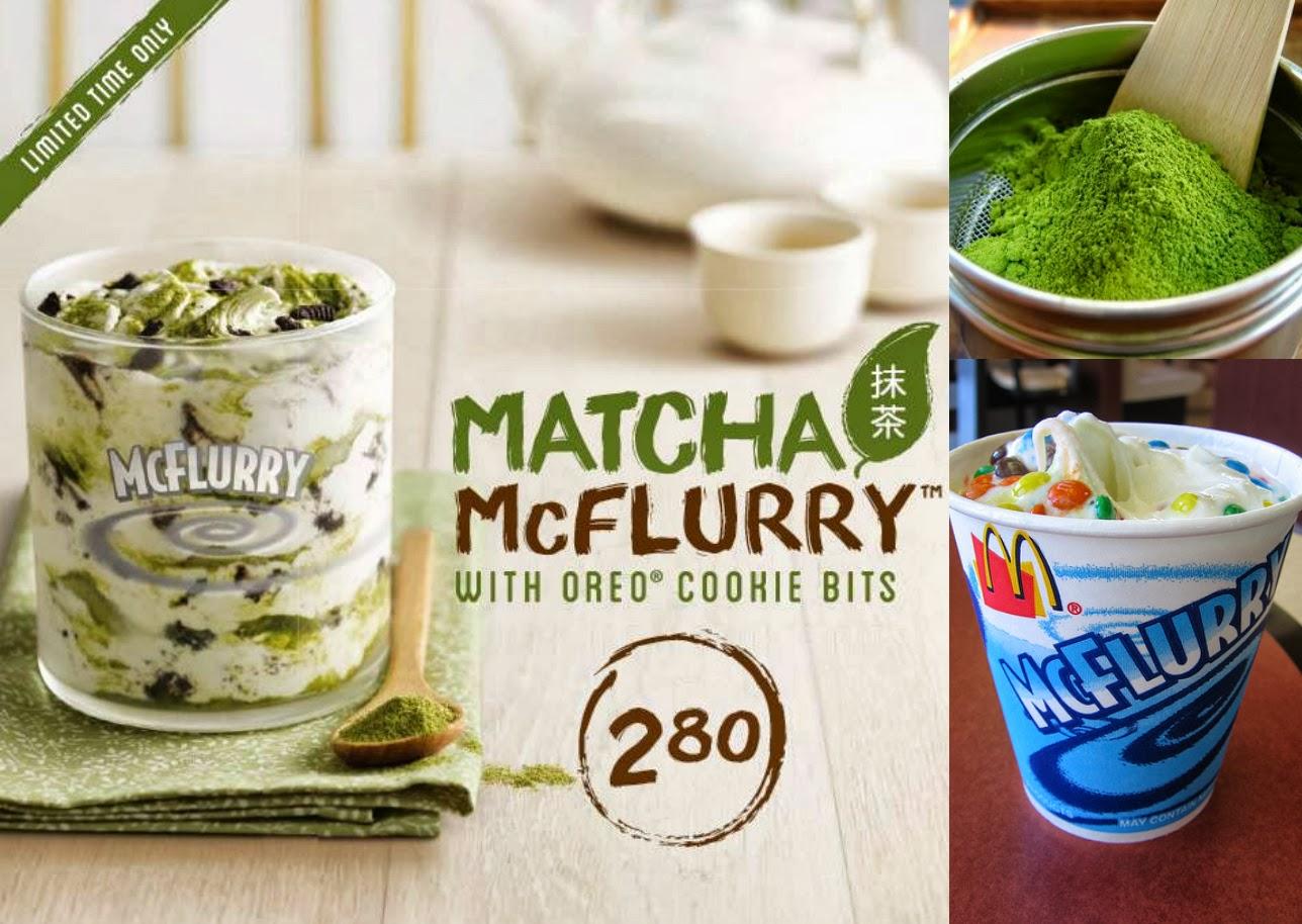 Matcha MC Flurry