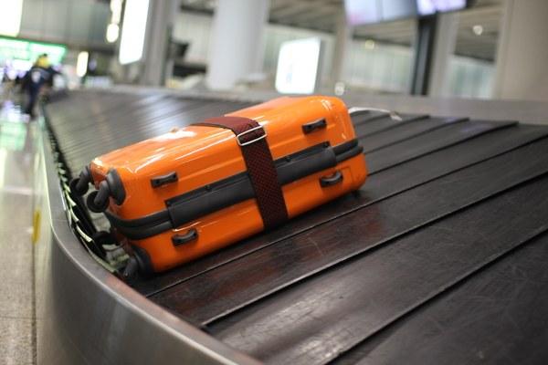 tips koper aman di bagasi pesawat