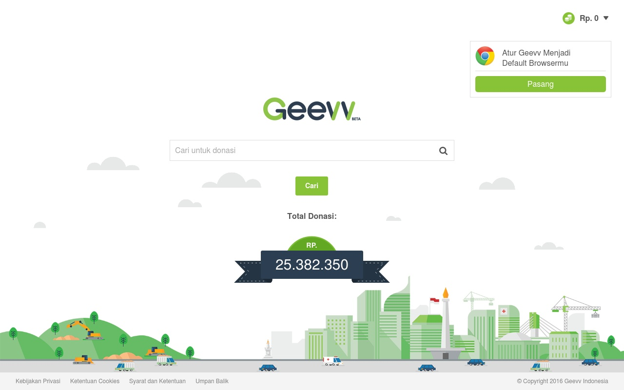 Geevv Startup Indonesia