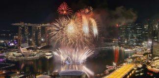 perayaan tahun baru 2017 di singapura
