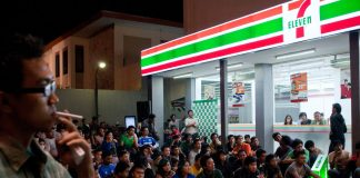 gerai seven eleven indonesia