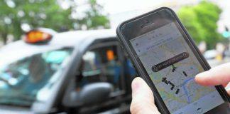 persaingan taksi online dan konvesional