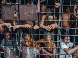 penjara kelebihan kapasitas