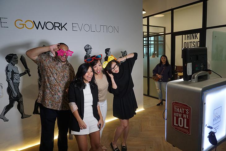 GoWork Jakarta