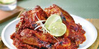 ayam taliwang makanan khas Lombok