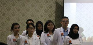 Para dokter Internsip kelompok 2 yang akan melaksanakan program di RS MRM