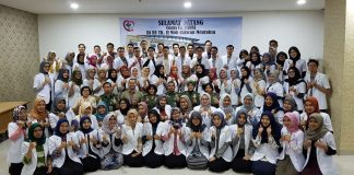 Para dokter muda Fakultas Kedokteran Yarsi, semangat menjalankan kepaniteraan di RS MRM