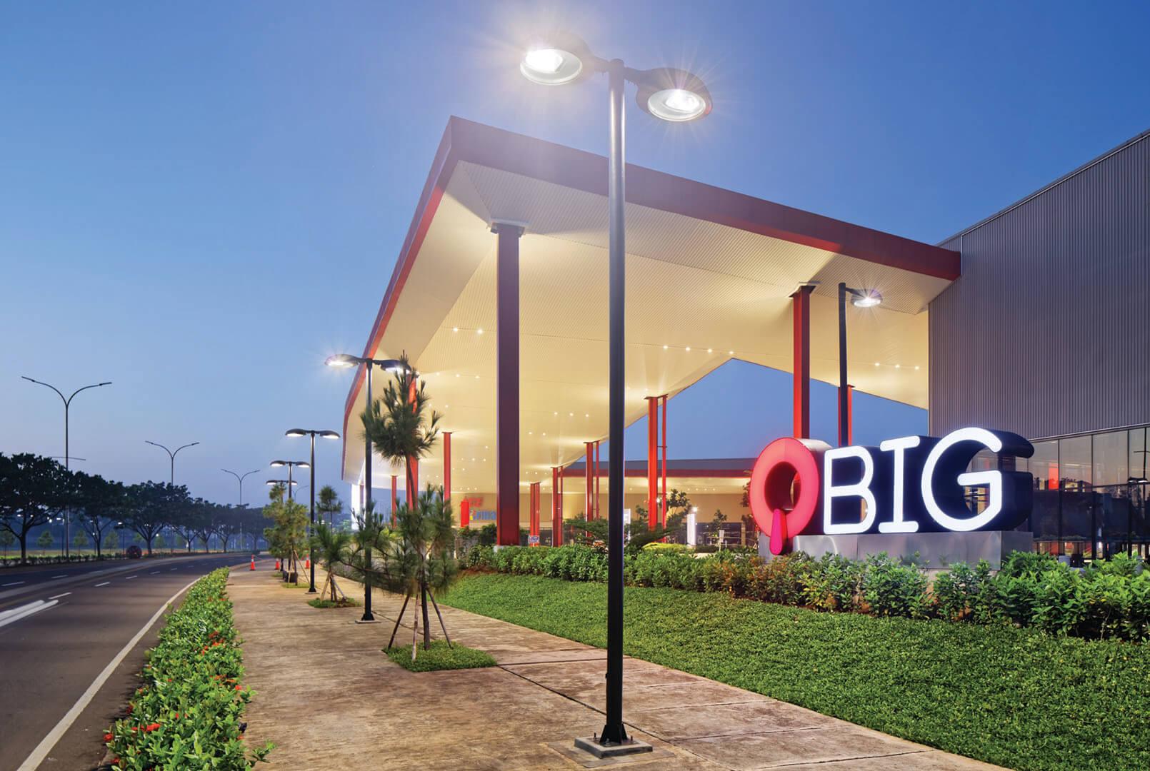 QBig BSD City