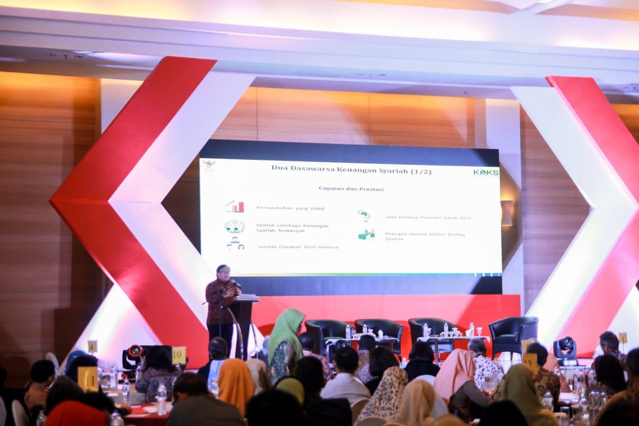 Bambang Brodjonegoro di Rembuk Republik Memacu Inklusi Keuangan Syariah